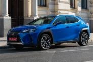 Компактный кроссовер Lexus UX: цены в России