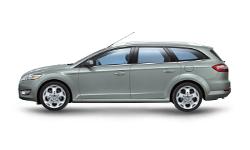 Ford Mondeo Wagon (2007)