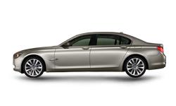 BMW 7 series (2008)