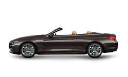 BMW 6 series cabrio (2015)