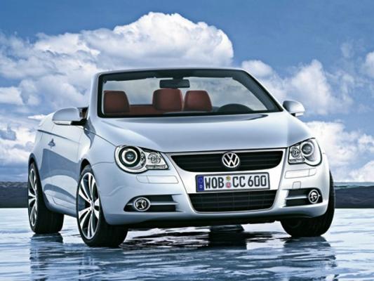 Недешевое удовольствие / Тест-драйв Volkswagen Eos