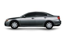 Mitsubishi Galant (2009)