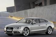 Стоимость владения Audi A5 Sportback