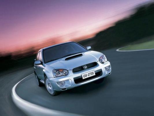 Коммерческий импрессионизм / Тест-драйв Subaru Impreza