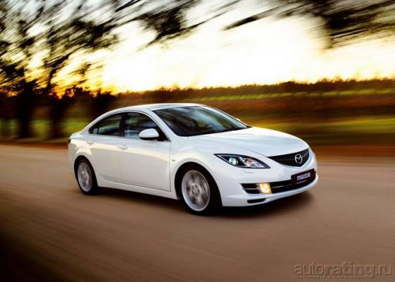 Вариации на беспроигрышную тему / Тест-Драйв Ford Mondeo и Mazda 6