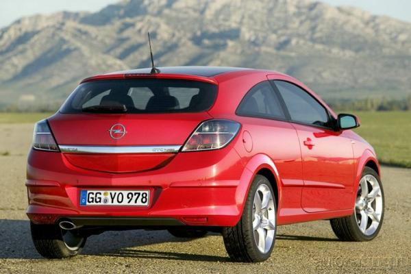 Цветы запоздалые / Тест-драйв Opel Astra