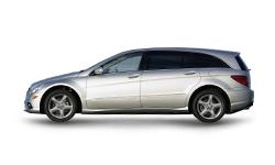 Mercedes-Benz R-class (2004)