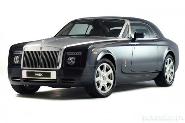 Ниспровержитель основ / Тест-драйв Rolls-Royce Phantom Coupe