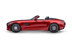 Mercedes-Benz AMG GT roadster (2017)