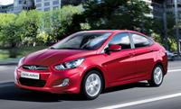 Hyundai Solaris - испытан в городских условиях