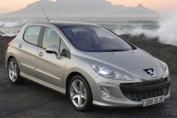 Незаурядный / Тест-драйв Peugeot 308