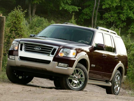 Ford Explorer от $60 532
