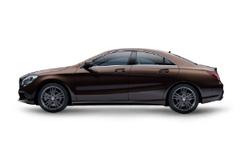Mercedes-Benz CLA (2016)