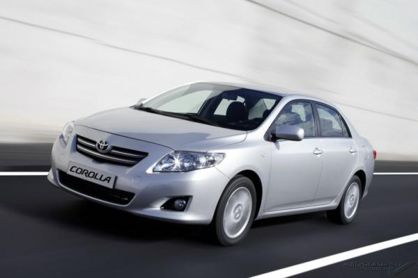 Кредит доверия / Тест-драйв Toyota Corolla
