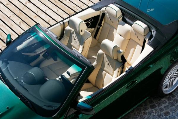 Претендент на корону / Тест-драйв BMW ALPINA B6S