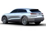 Фото концепта Audi Q6