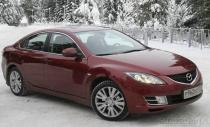 Mazda6: Сибирский драйв