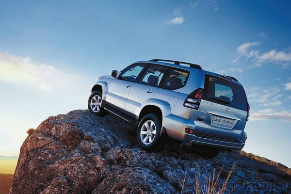 Обретенный заново / Тест-драйв Toyota Land Cruiser Prado Sol