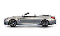BMW M6 cabrio (2015)
