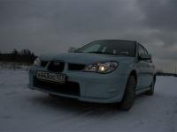 Subaru Impreza: полтора литра удовольствия и полного привода