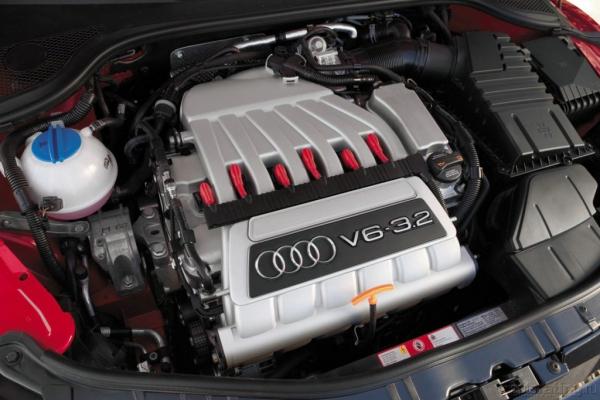 Скорость со всеми удобствами  / Тест-Драйв Audi TT