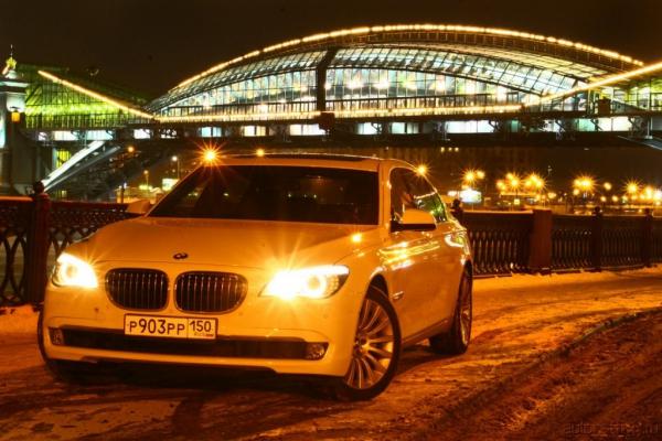 Не стареют душой ветераны / Тест-драйв BMW 7 series