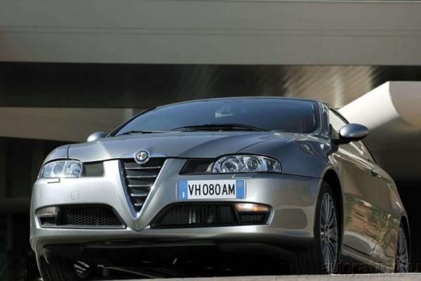 "Белла ""Альфа""! / Тест-драйв Alfa Romeo GT"