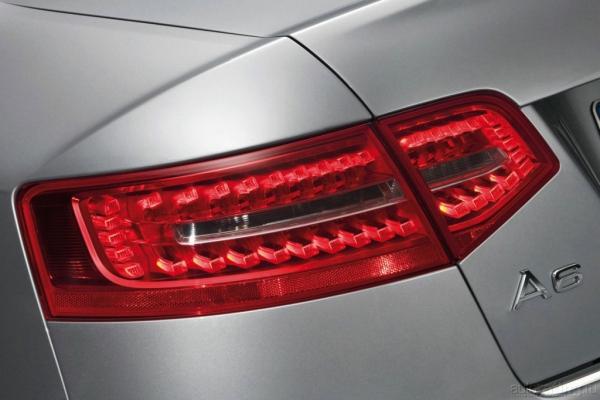 Повседневная роскошь / Тест-драйв Audi A6