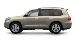 Toyota-Land Cruiser 200-2012