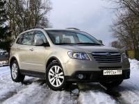 Subaru Tribeca: в поисках новых форм