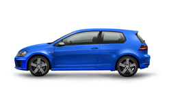 Volkswagen-Golf R-2013