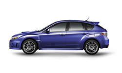 Subaru-Impreza WRX-2011