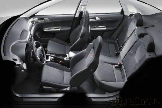 Уникум / Тест-драйв Subaru Impreza