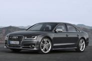 Audi выпустила новую версию седана A8 – Sport