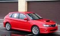 Subaru Impreza: новые впечатления