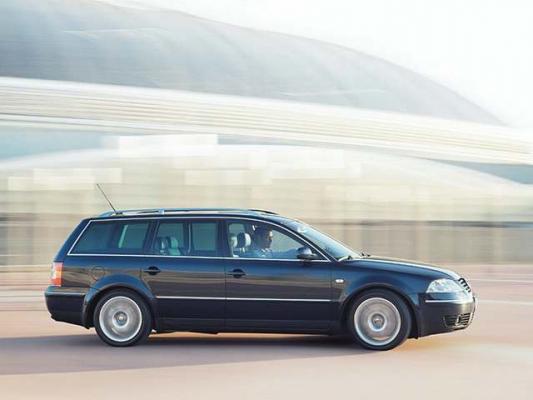 Отличный вариант! / Тест-драйв Volkswagen Passat Variant