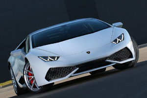 Открытая версия Lamborghini Huracan, автосалон в Женеве 2016