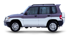 Mitsubishi-Pajero Pinin-2003