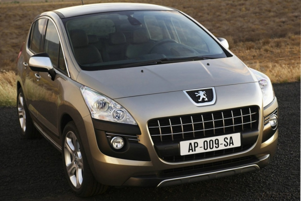 Накануне гибридизации / Тест-Драйв Peugeot 3008