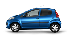 Peugeot 107 5D (2013)
