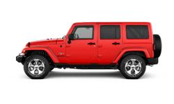 Jeep Wrangler 4D (2017)
