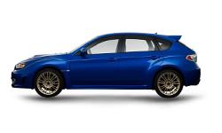 Subaru-Impreza WRX STi-2008