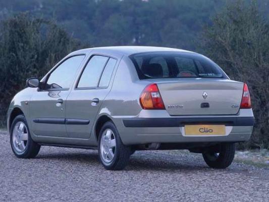 Муза и проза. Renault Symbol