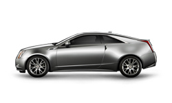 Cadillac CTS Coupe (2010)