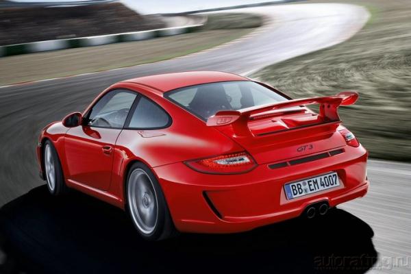 И снова Carrera / Тест-драйв Porsche 911 Carrera 4