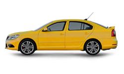 Skoda-Octavia RS-2009