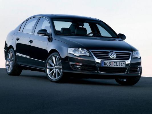 Храм доброго духа / Тест-Драйв Volkswagen Passat