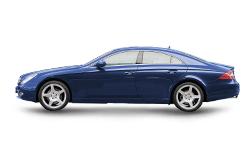 Mercedes-Benz CLS-class (2008)
