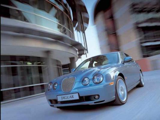 Тест-драйв Jaguar S-type