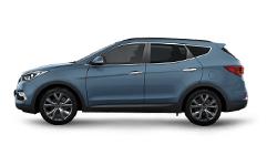 Hyundai-Santa Fe Premium-2016